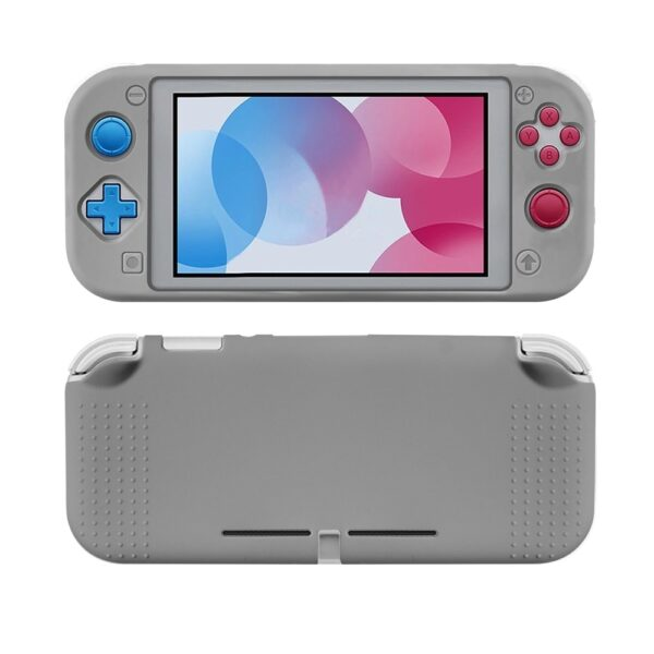 Color gris Nintendo switch lite