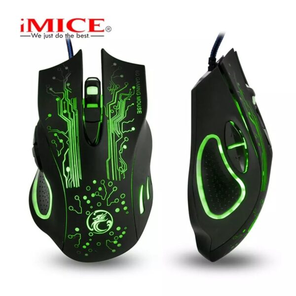 Mouse Gamer X9